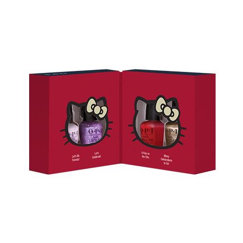 Coleccion hello kitty mini pack 4 nl