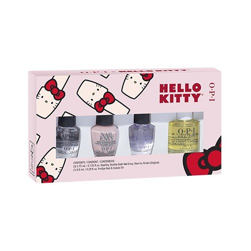 Coleccion hello kitty minipack 4 tt