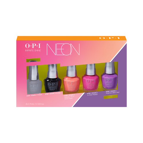 Coleccion neon mini pack 5 infinite shine