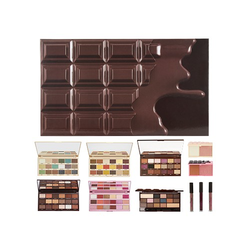 Set chocolate