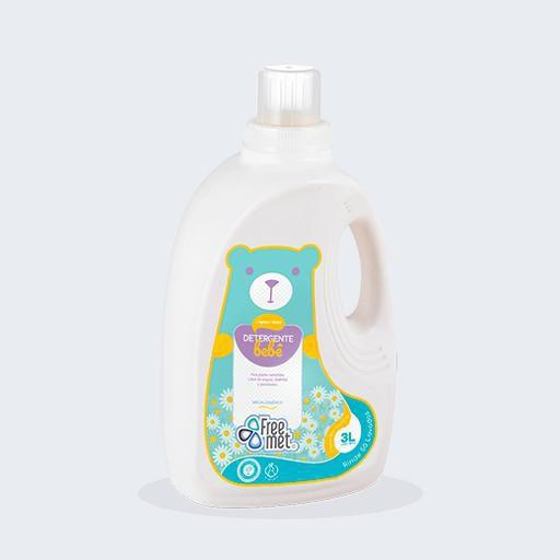 Detergente biodegradable para bebé 3 lts