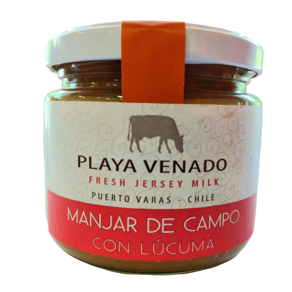 Manjar de Campo con Lúcuma 280 grs