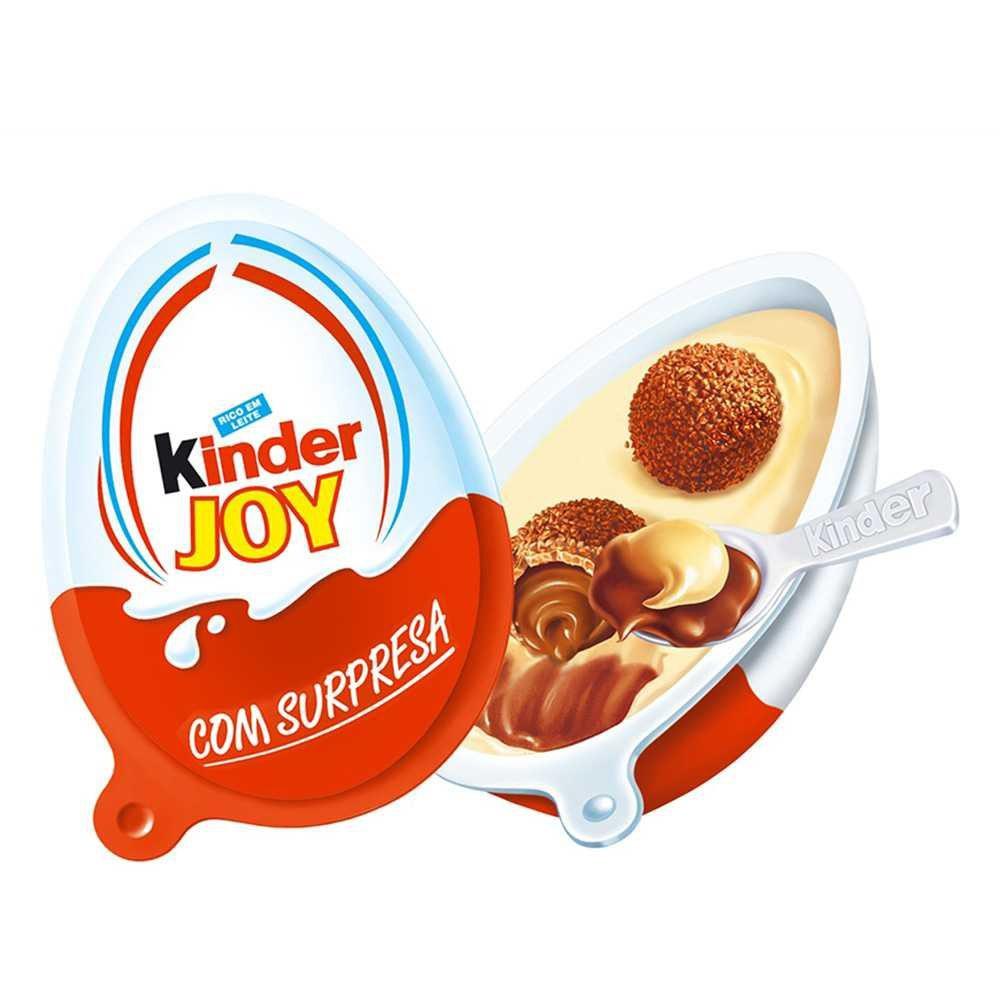 Ovo de chocolate ao leite recheado