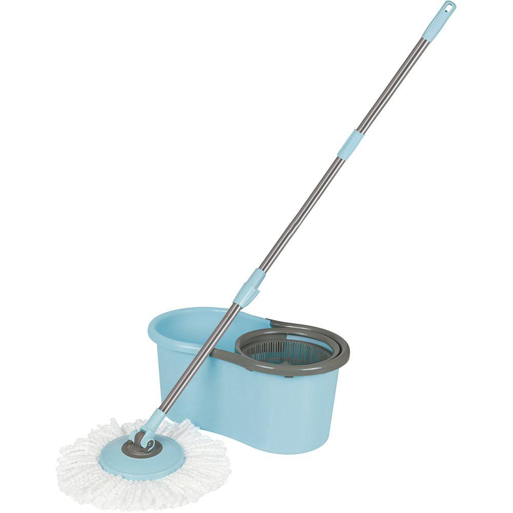 Mop esfregão c/balde escorredor 13L 8298