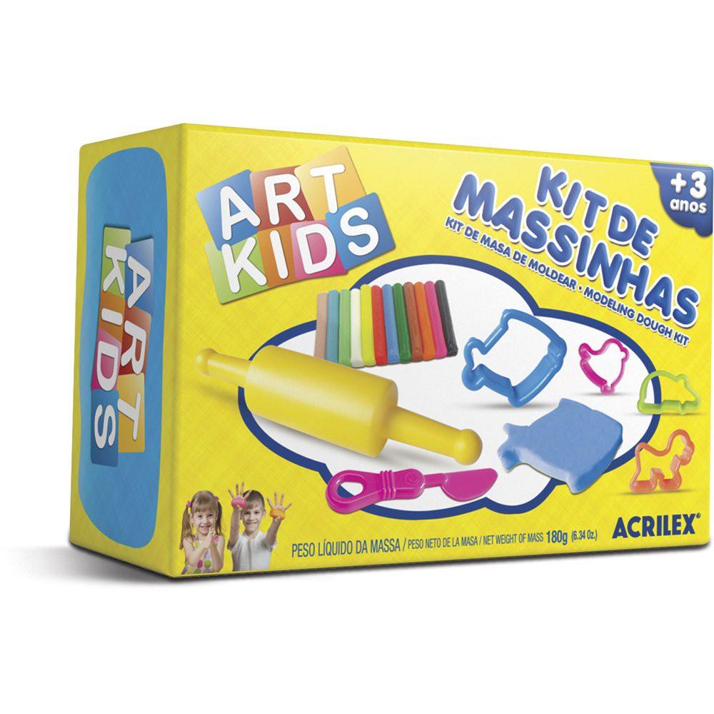 Kit de massinha ArtKids