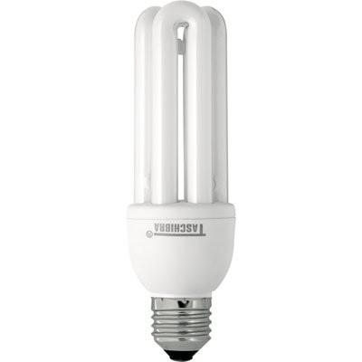 Lâmpada eletrônica branca