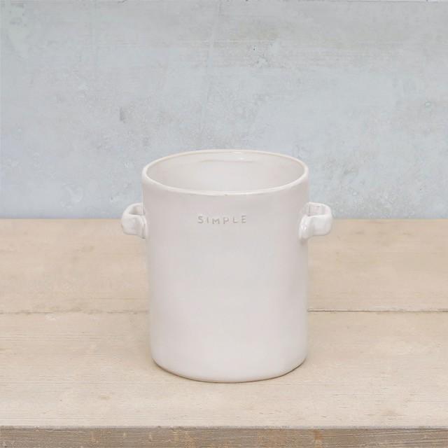 Hielera o florero cerámica grande unidad