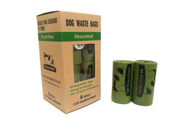 Cleandog 8 rollos