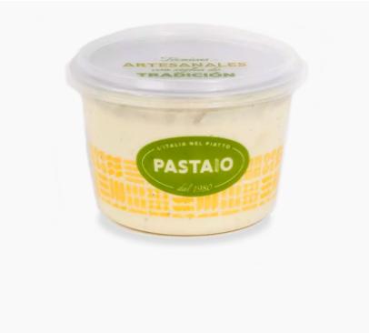 Salsa tres quesos 470 g