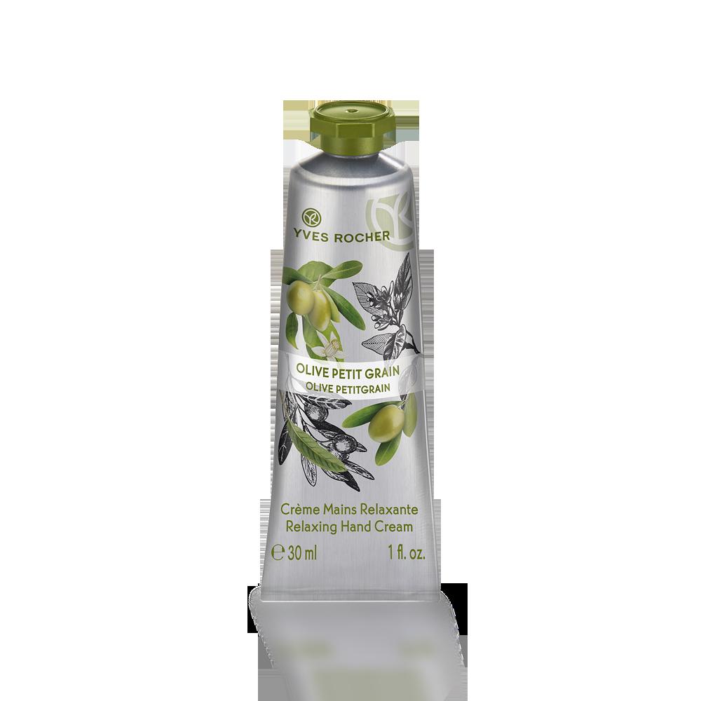 Crema de manos oliva y flor 30 ml