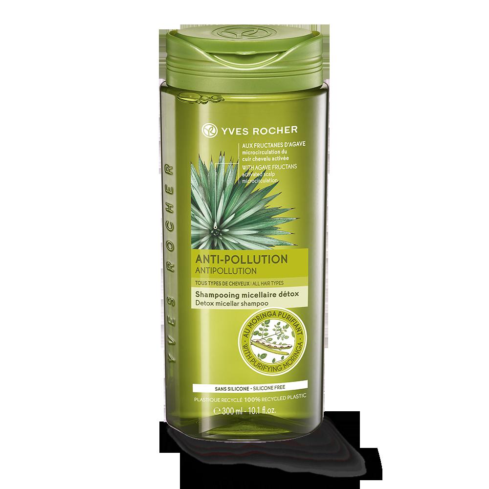 Shampoo anti-polución micelar 300 ml