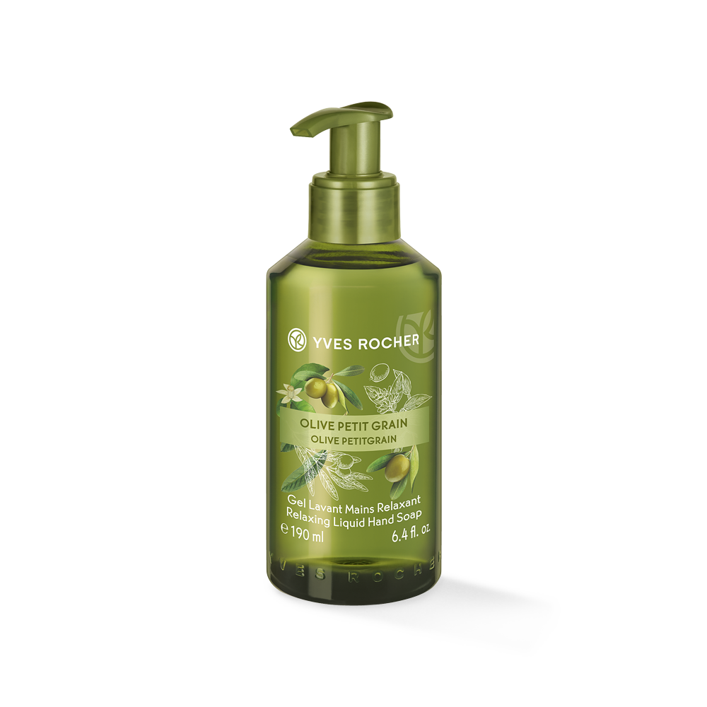 Jabón de manos oliva y flor de azahar 190 ml