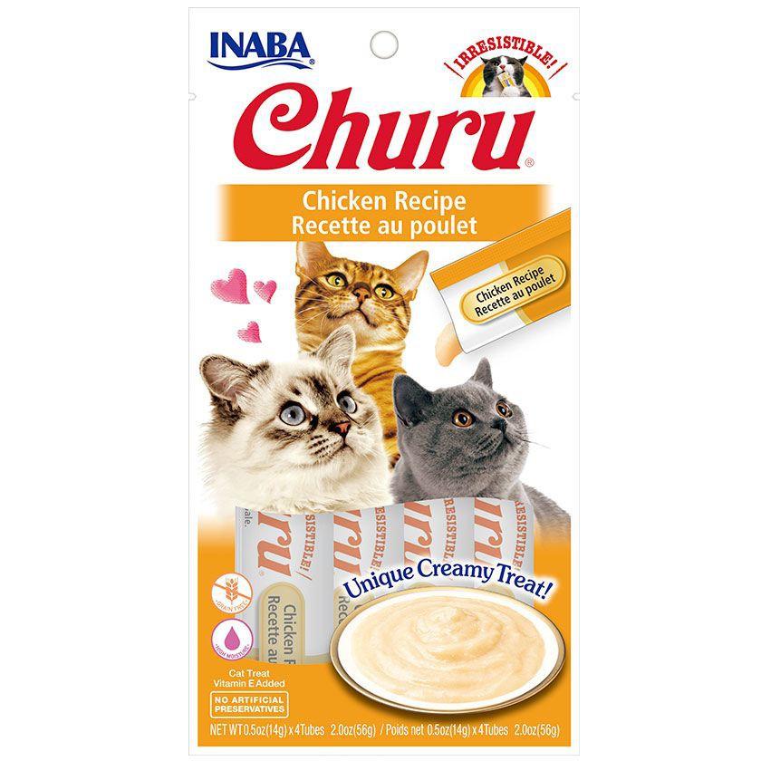 Churu - chicken recipe 4 tubitos