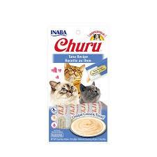 Churu - tuna recipe 4 tubitos