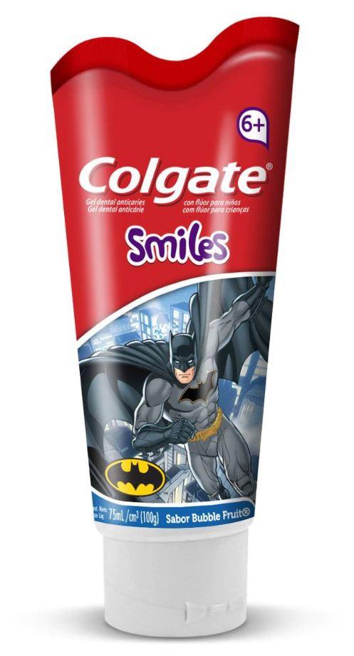 Crema dental smiles