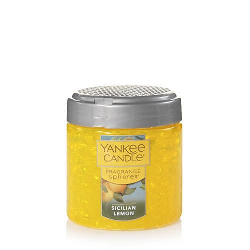 Esferas aromáticas sicilian lemon Frasco 170 g