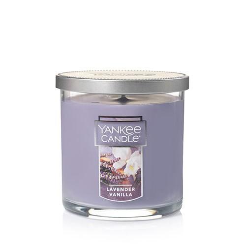 Vela aromática tumbler mediana lavender vanilla Vaso Tumbler 440 g