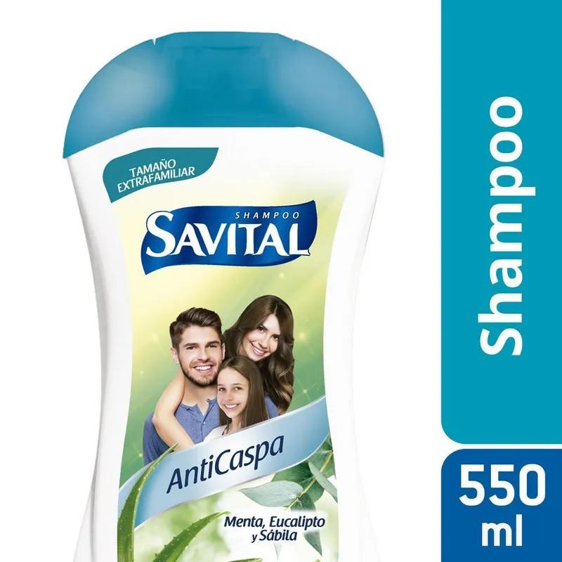 Shampoo anticaspa