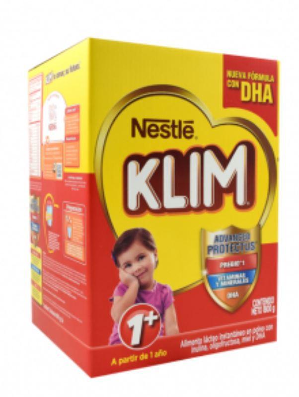 Alimento lácteo 1+ DHA