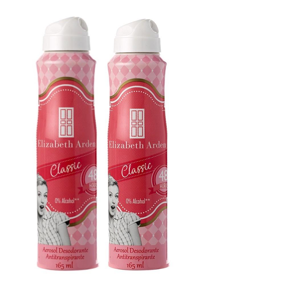 Desodorante classic en aerosol