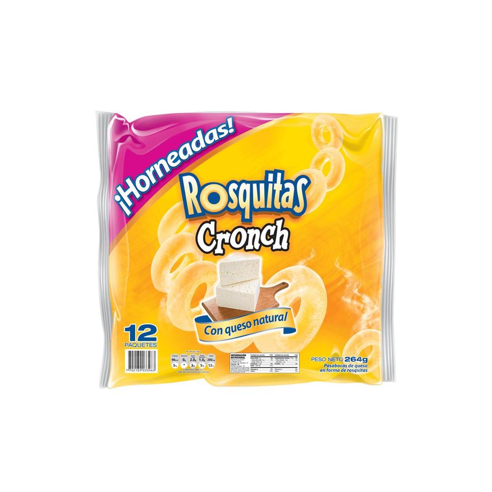 Rosquilla crunch