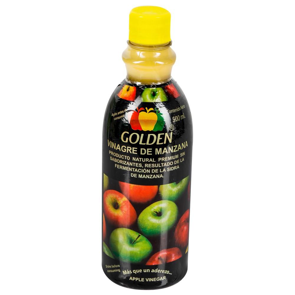Vinagre golden manzana