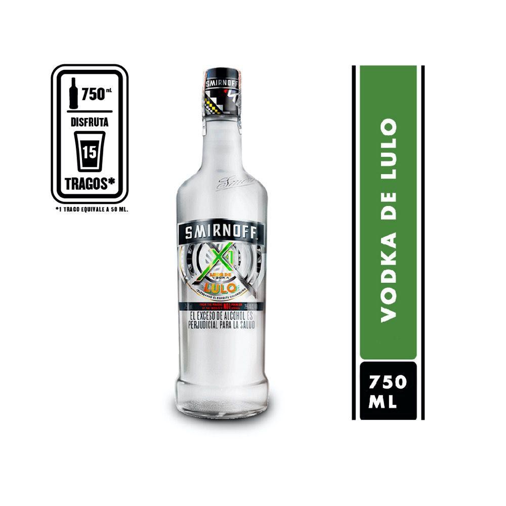 Vodka sabor a lulo 750 ml