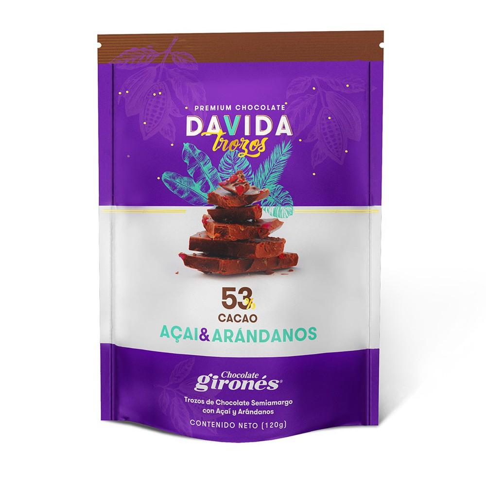 Chocolate acai y arándano