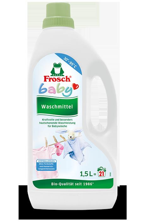 Detergente bebe 1,5 lts