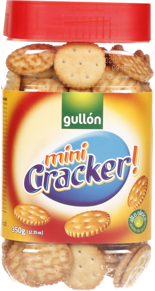 Galletas Mini Cracker