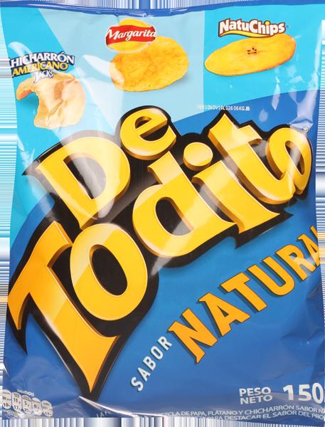 Detodito Natural 150 Gr