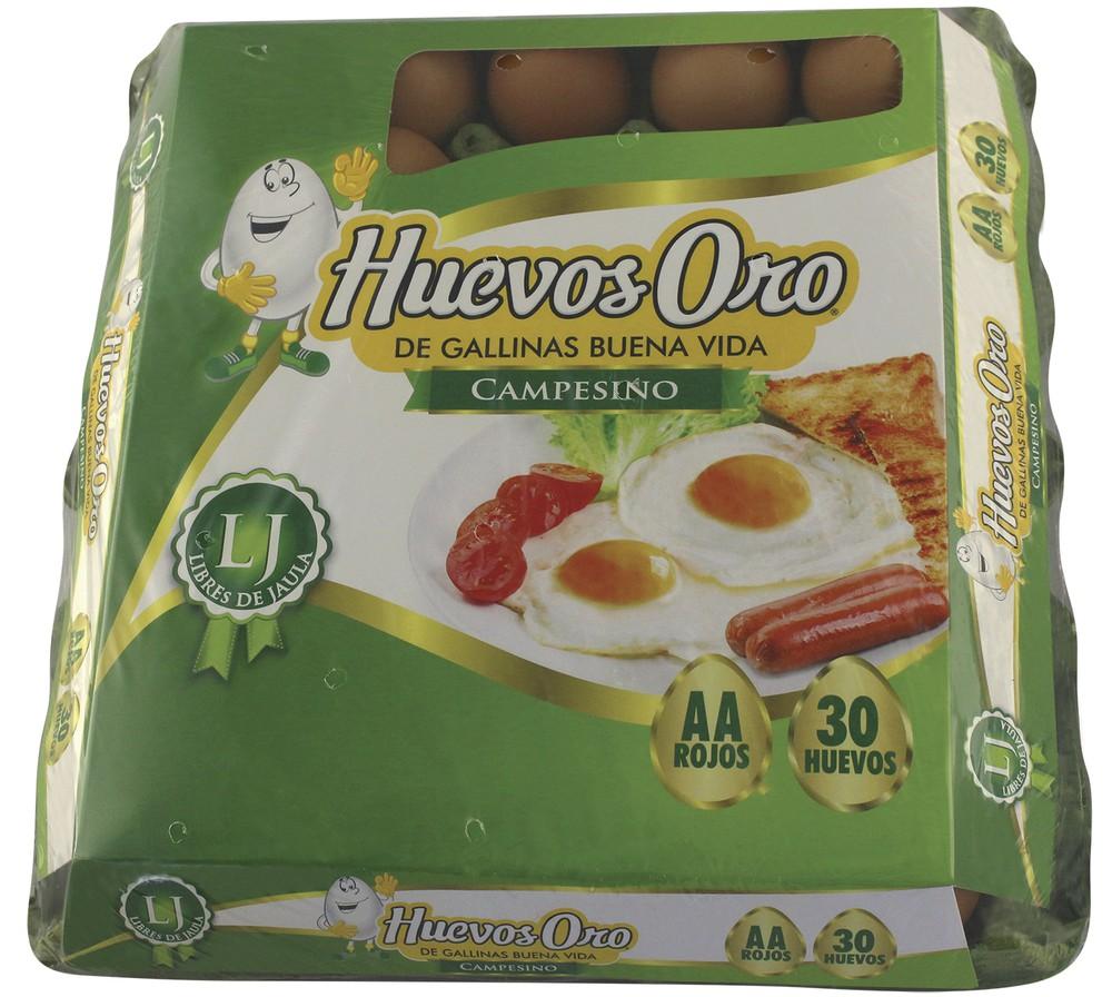 Huevos tipo aa