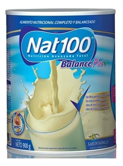 Nat 100 balance