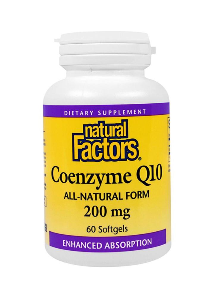 Coenzyme Q10 200 mg