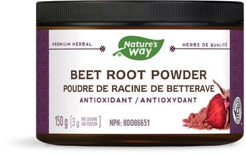 Beetroot powder vitamins
