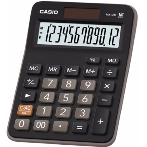 Calculadora de Escritorio MX - 12B