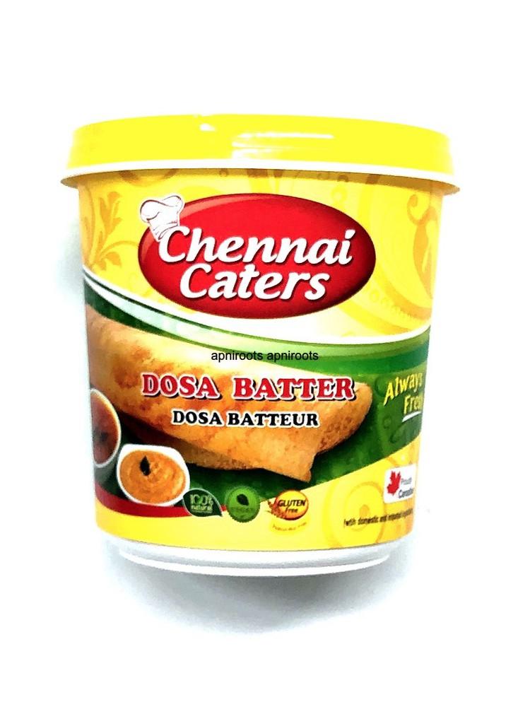 Dosa batter40 crispy