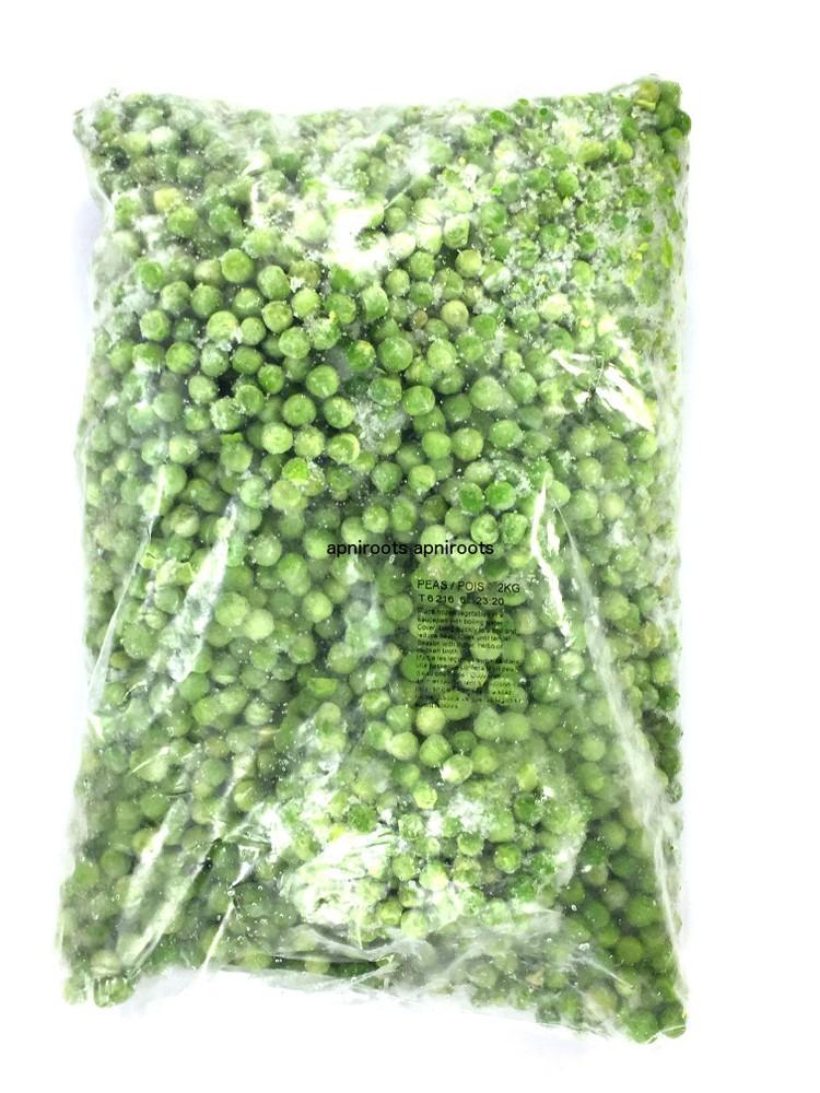 Green peas frozen
