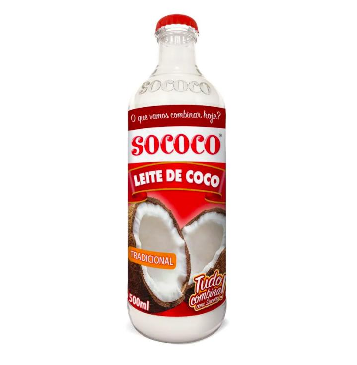 Leite de coco tradicional