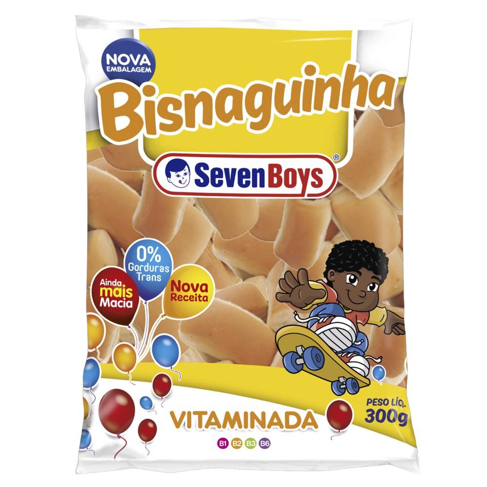 Pão bisnaguinha vitaminada