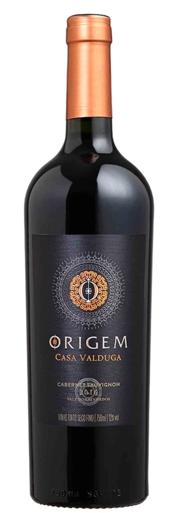Vinho tinto Origem cabernet sauvignon