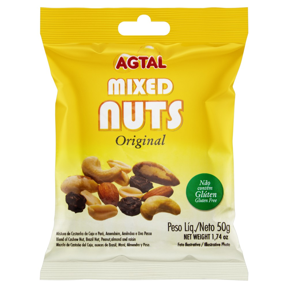 Mix de castanha original mixed nuts