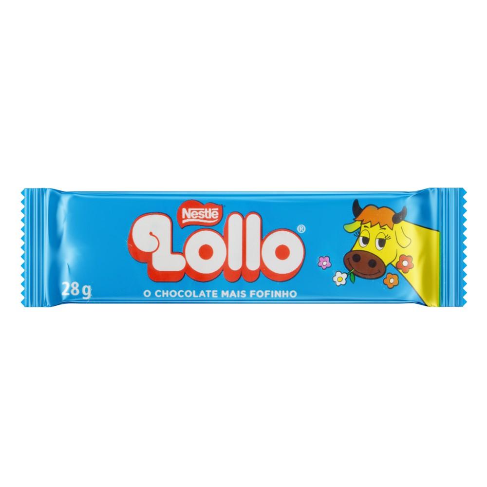 Chocolate Lollo