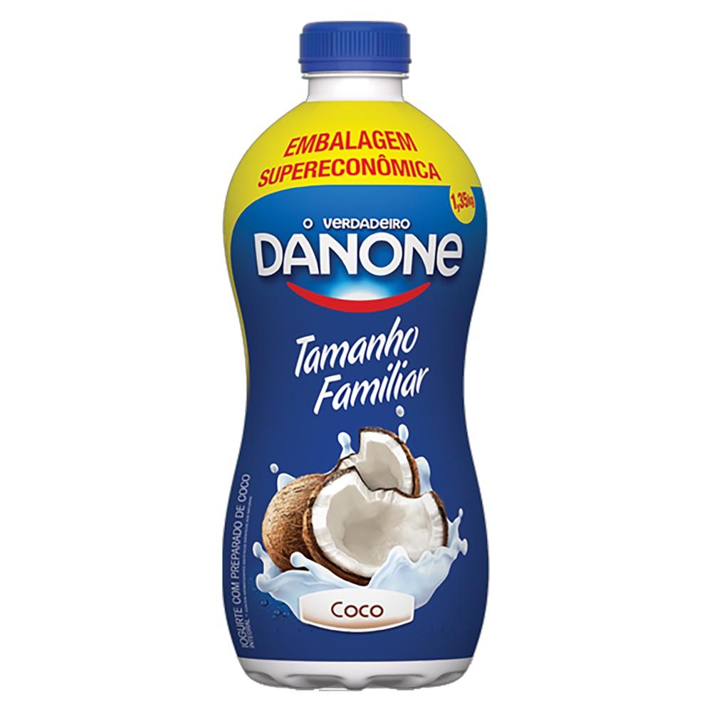 Iogurte integral coco