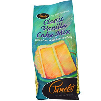 Classic Vanilla Cake Mix