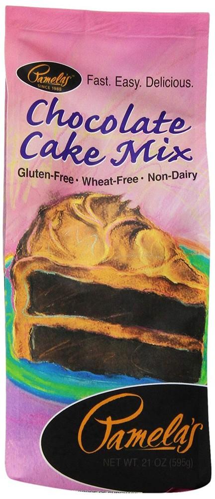 Luscious Chocolate Cake Mix