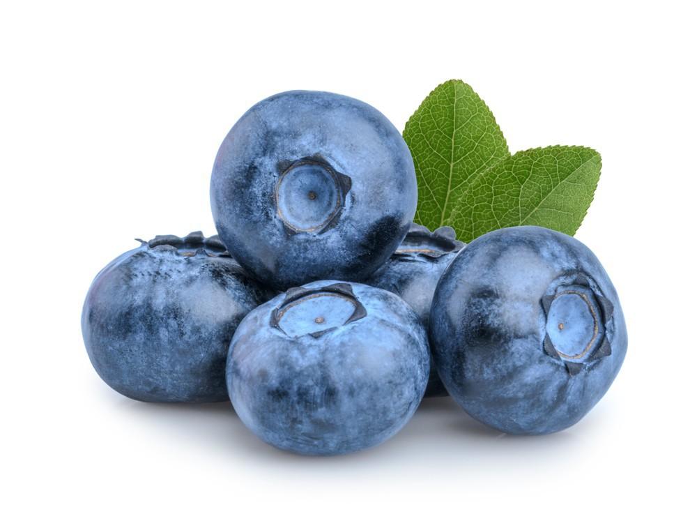 Organic Berries Blueberries