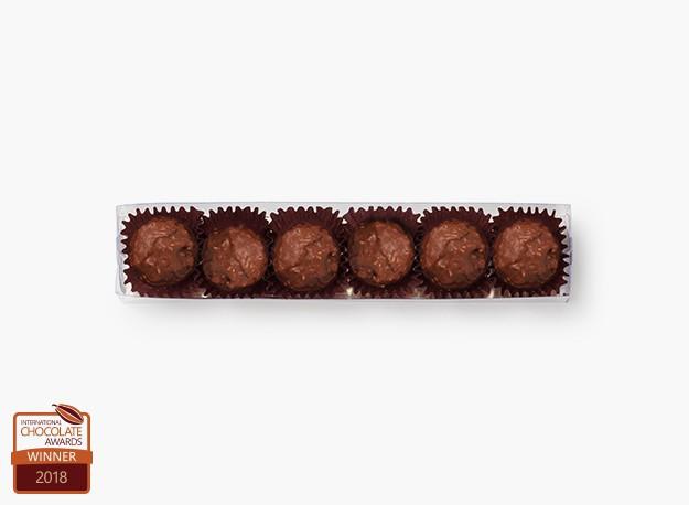 6 truffes du jour - croquant