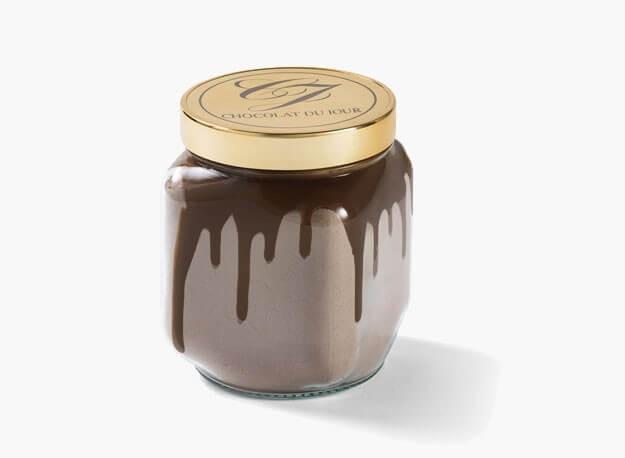 Choco chaud 70% - pote g