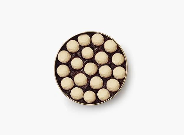 Lata 20 truffes du jour - blanc